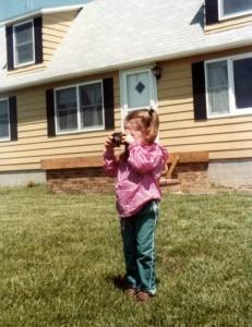 Jennie, Age 7
