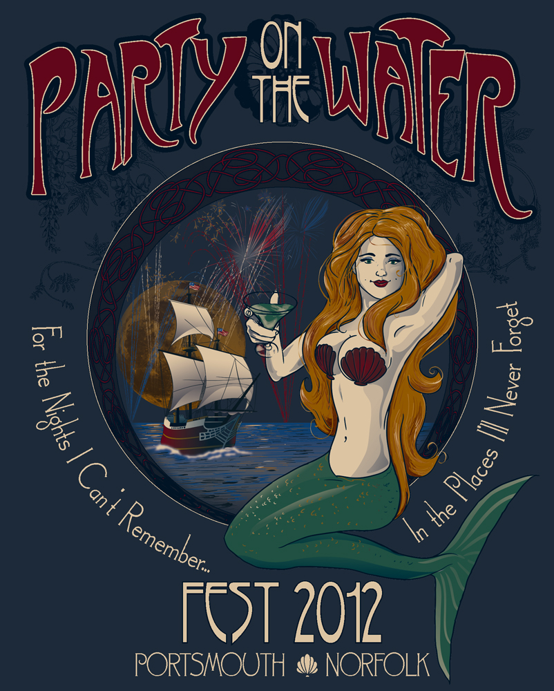 Party on the Water 2012